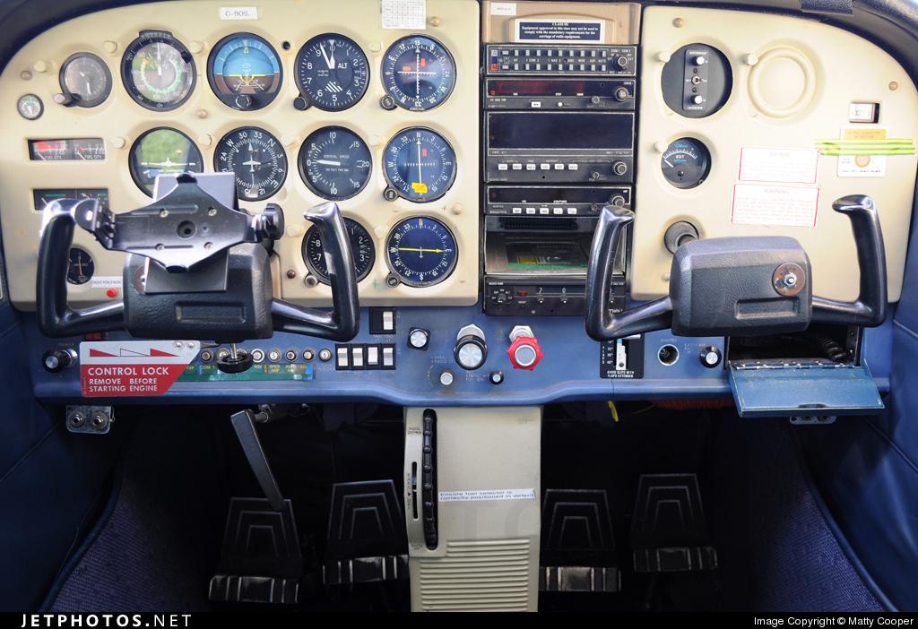 Photo of G-BOIL Cessna 172N Skyhawk II by Matty Cooper
