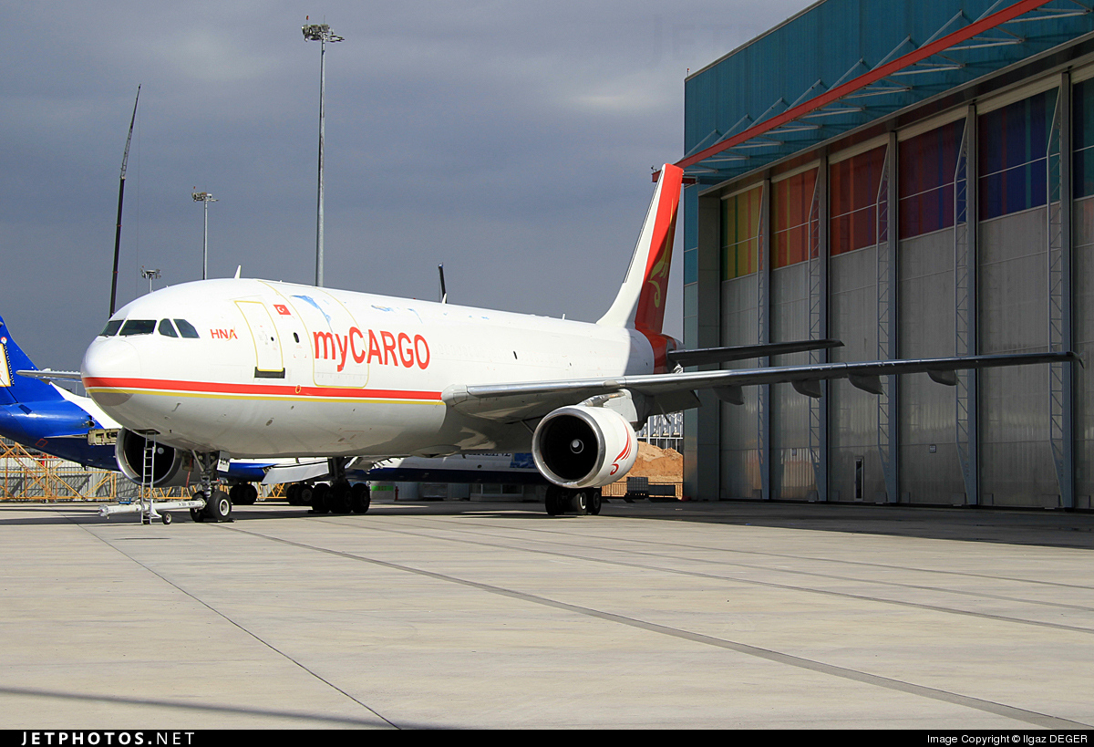 Photo of TC-ACK Airbus A300B4-622R(F) by Ilgaz DEGER