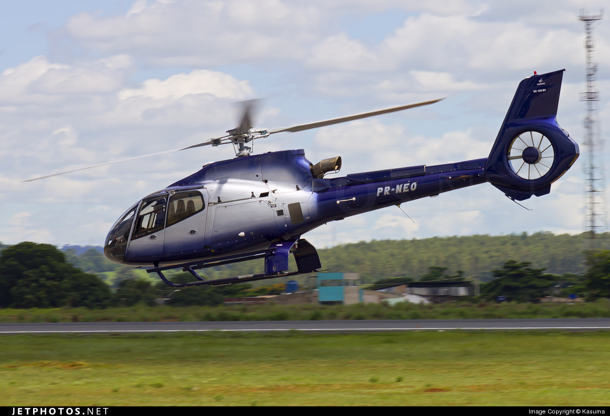 Photo of PR-NEO Eurocopter EC 130B4 by Kasuma