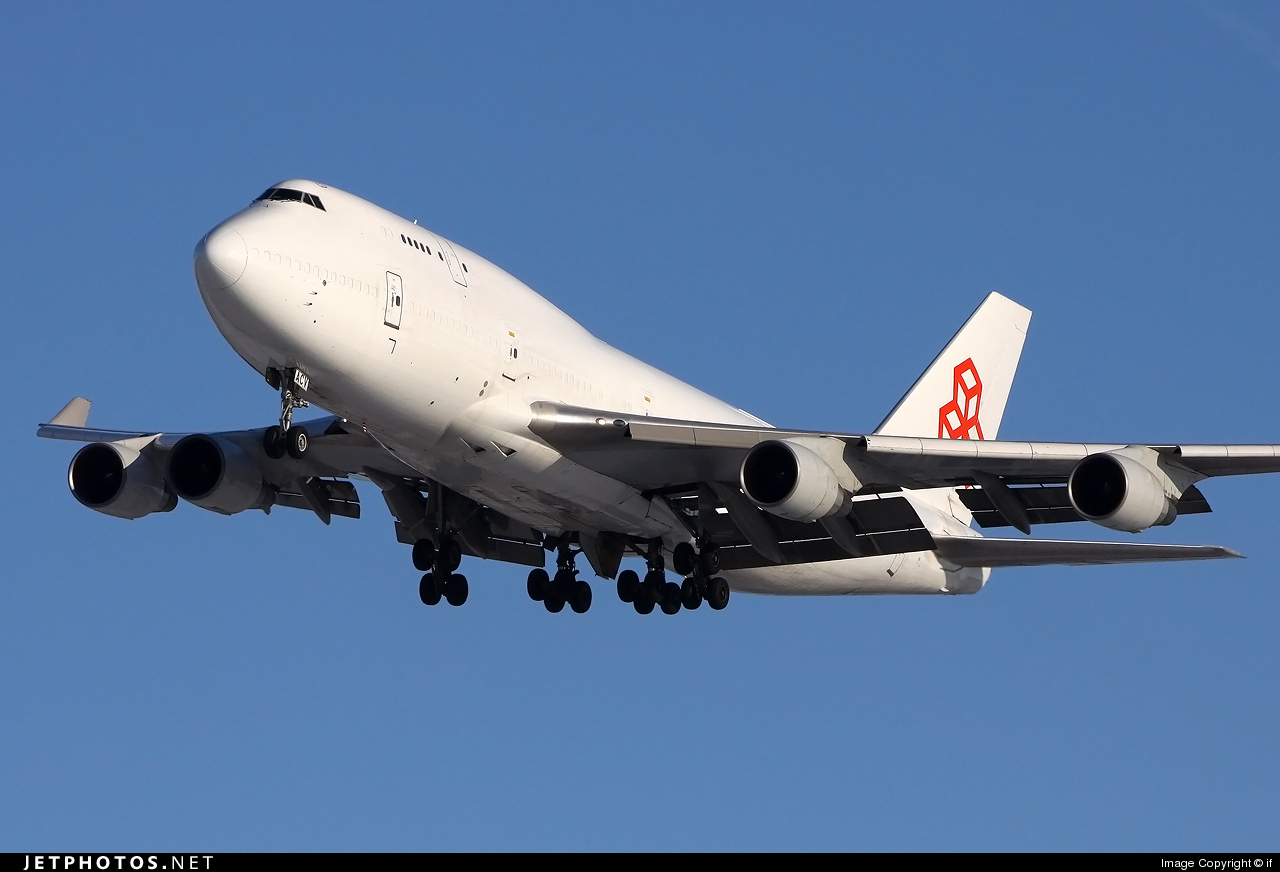 Photo of LX-ACV Boeing 747-4B5(BCF) by if