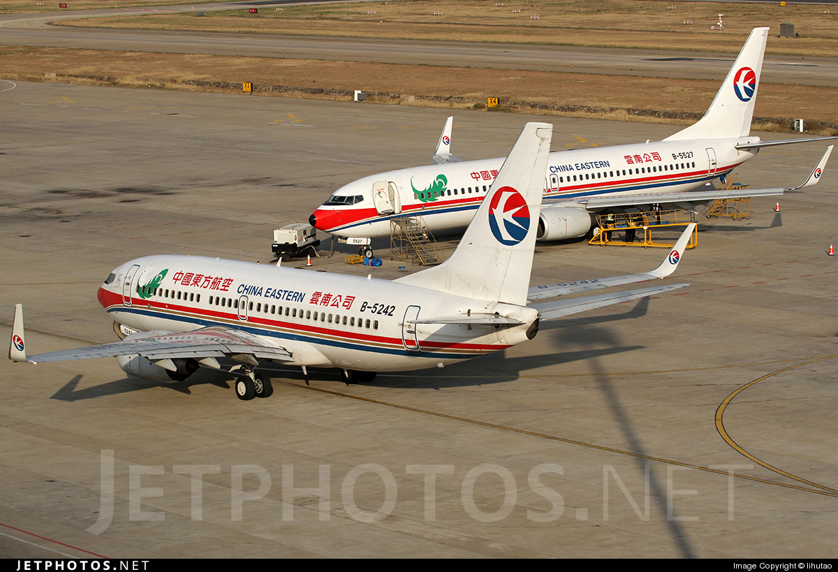 Photo of B-5242 Boeing 737-79P by lihutao