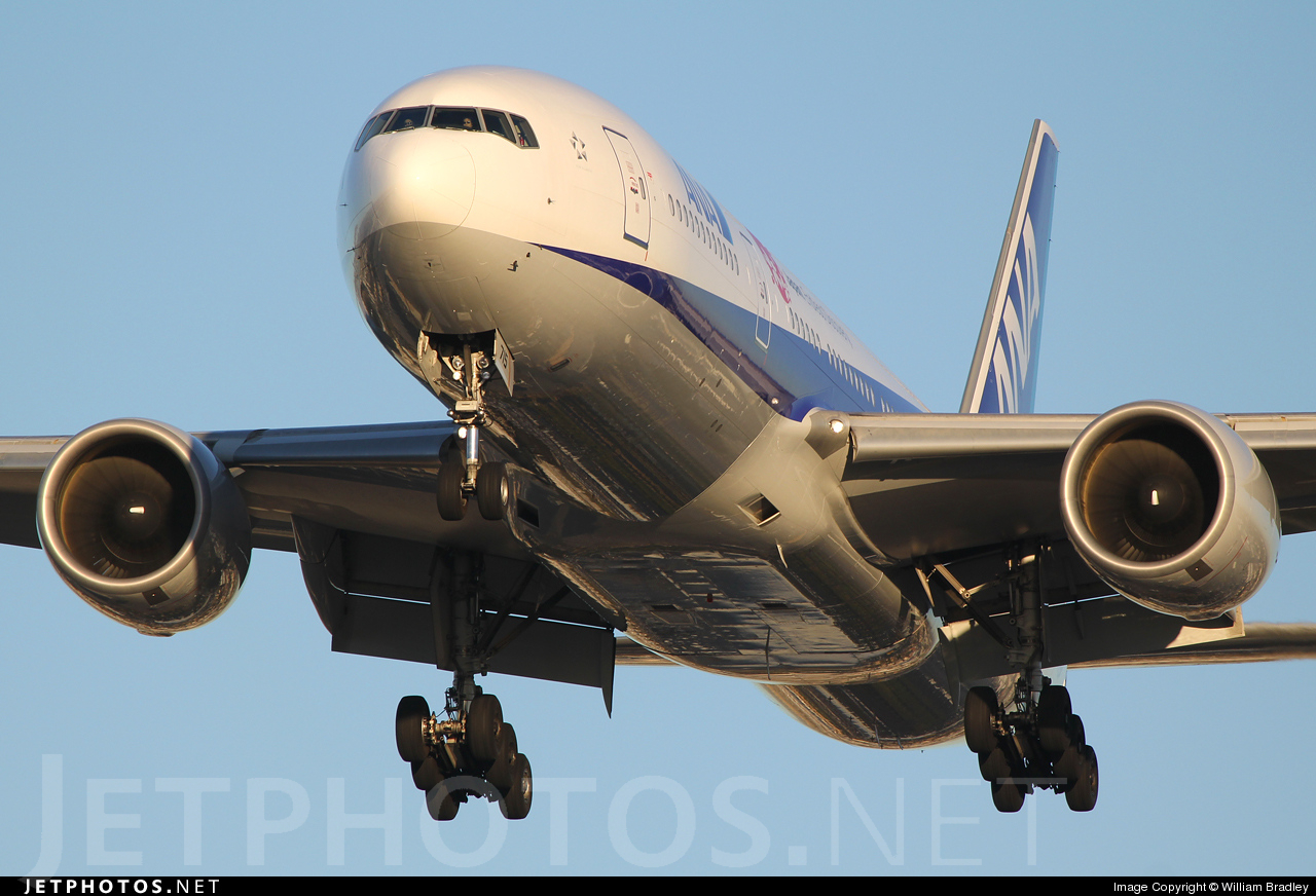 Photo of JA715A Boeing 777-281(ER) by William Bradley