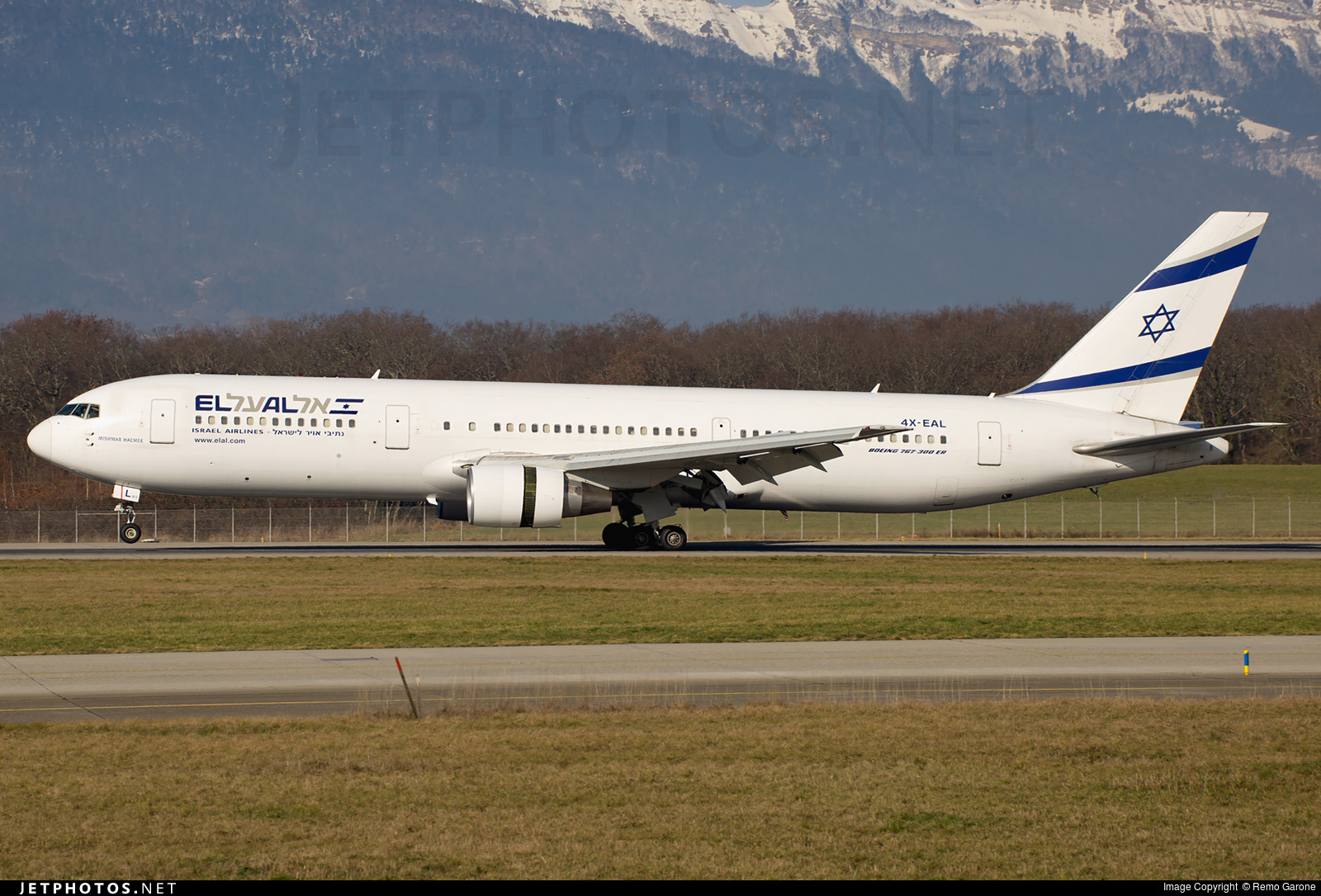 Photo of 4X-EAL Boeing 767-33A(ER) by Remo Garone