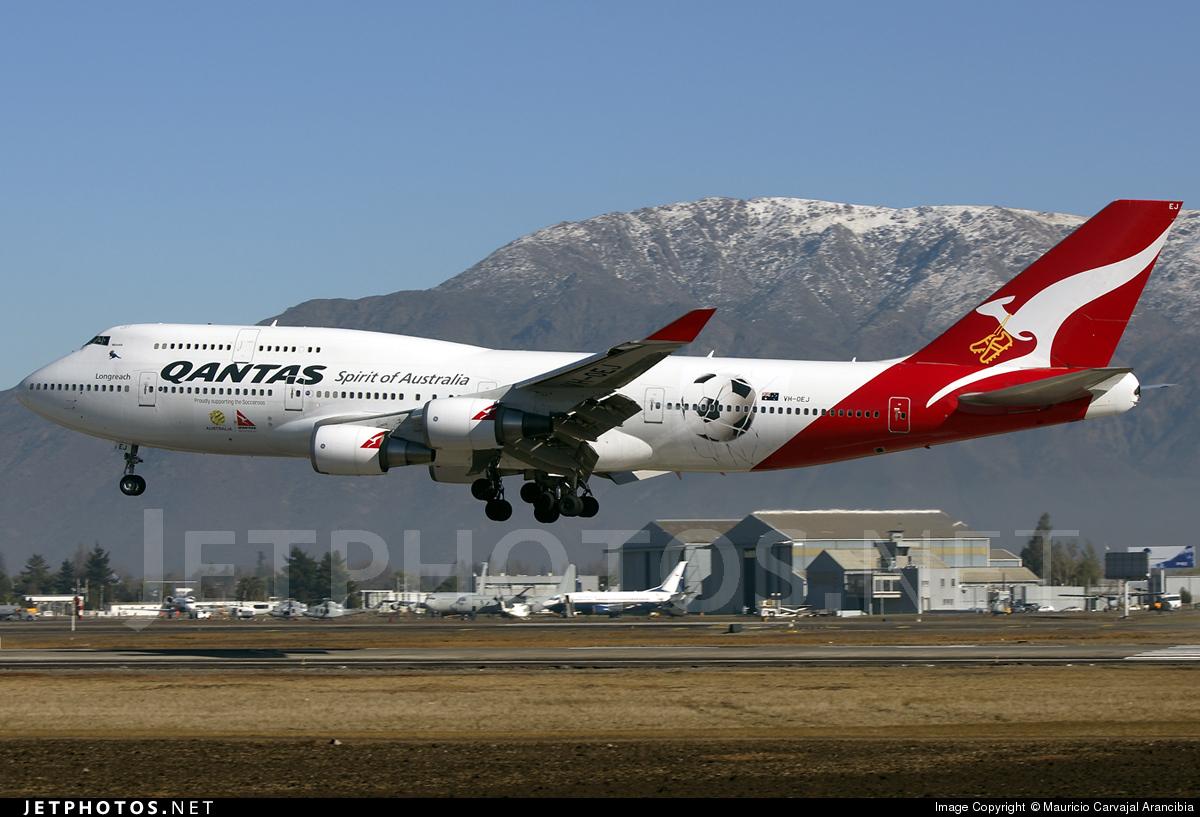 Photo of VH-OEJ Boeing 747-438ER by Mauricio Carvajal Arancibia