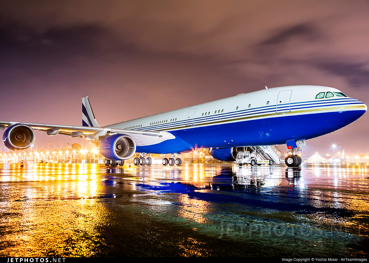 Photo of VP-BMS Airbus A340-541 by Yochai Mossi - AirTeamImages