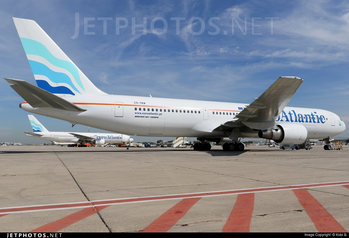 Photo of CS-TKR Boeing 767-36N(ER) by Kobi B.