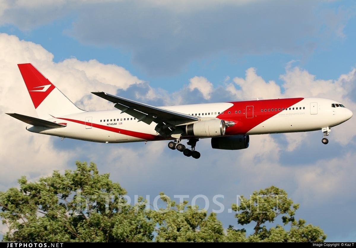 Photo of N740JM Boeing 767-336(ER) by Kaz T